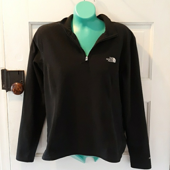 The North Face Tops - The Northface pull over large black